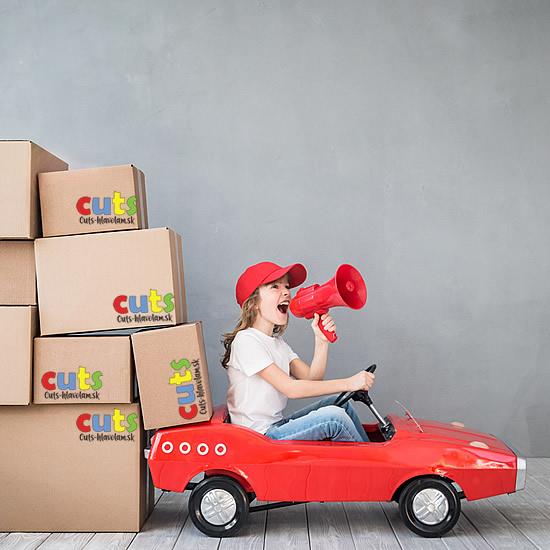 Doprava a balenie | Cuts-hlavolam.sk