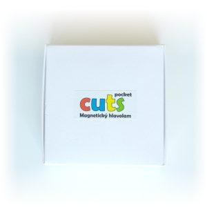 Magnetická skladačka Cuts Pocket Mega balenie, magnetická logická hra pre deti | Cuts-hlavolam.sk