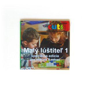 Magnetický hlavolam Cuts Pocket, logická hra pre deti do kapsy | Cuts-hlavolam.sk